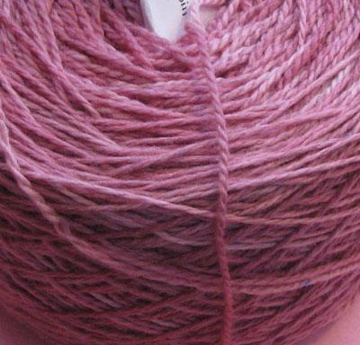 Yarn crop