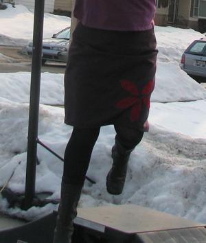 Purpleskirt 4