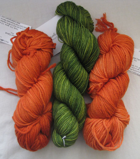 August stitches yarn