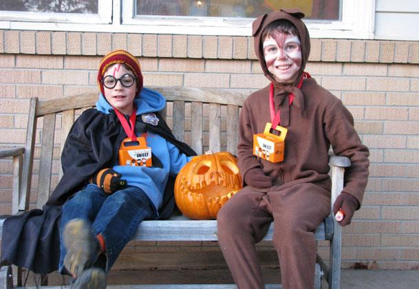Kids costumes 2010