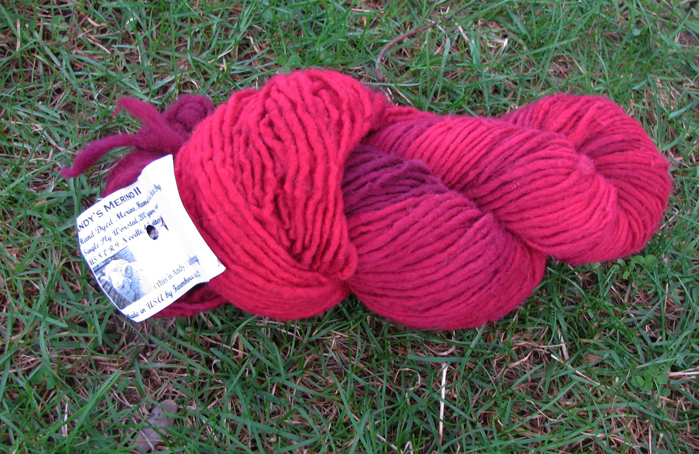 April yarn giveaway