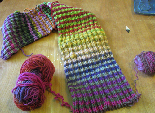 May noro scarf