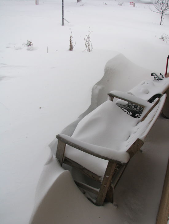 December big snow