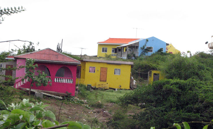 Houses on hill small