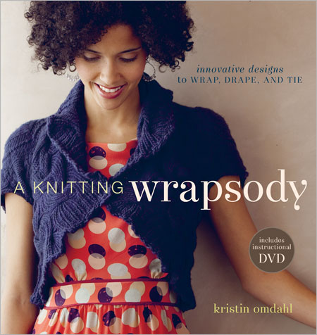 Knitting wrapsody cover