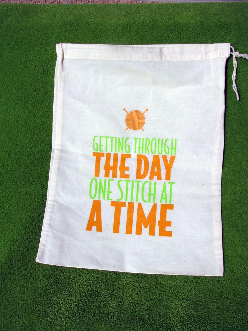 Knitterella bag